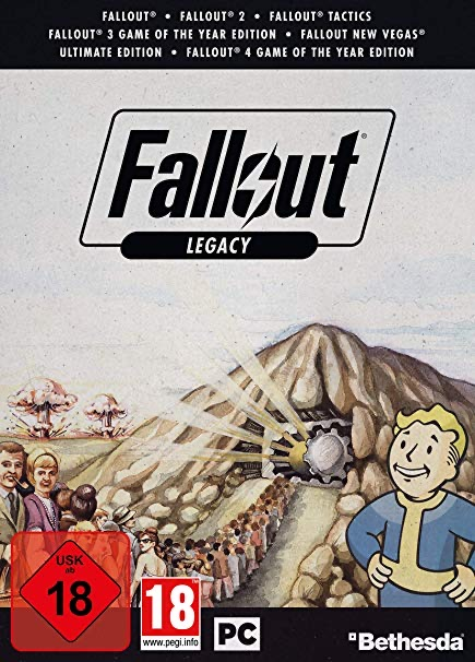 Fallout: Legacy Collection