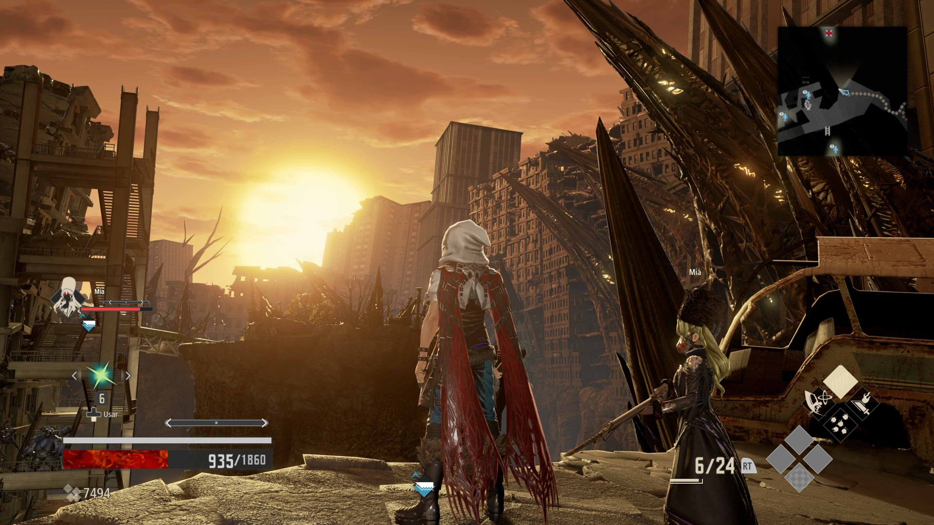 Code Vein Review Xbox One