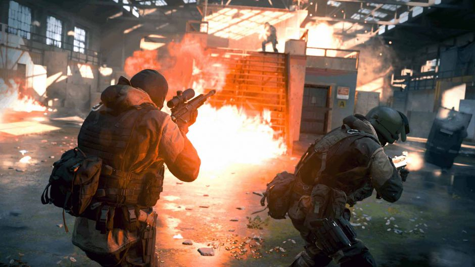 Call of Duty: Modern Warfare ya tiene activo el evento de doble XP en su multijugador