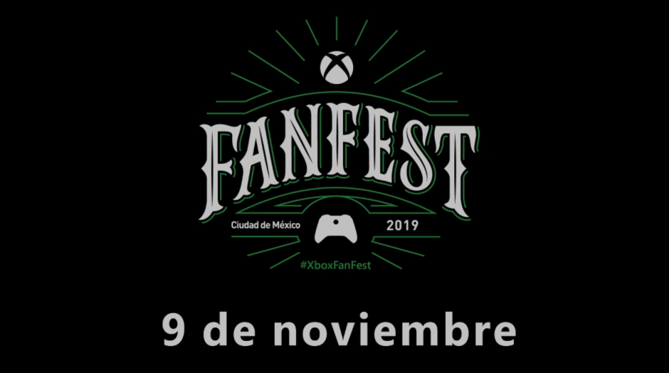 Xbox México celebra sus 17 años con un FanFest el 9 de noviembre