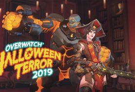 Overwatch trae de nuevo el evento estacional Halloween Terror