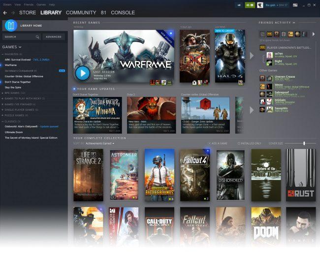 EA Games Steam