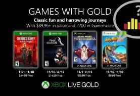Vota: ¿Qué os han parecido los Games With Gold de noviembre?