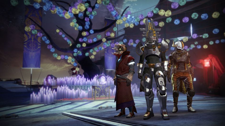 """El evento """"Fiesta de las Almas Perdidas"""" regresa a Destiny 2"""