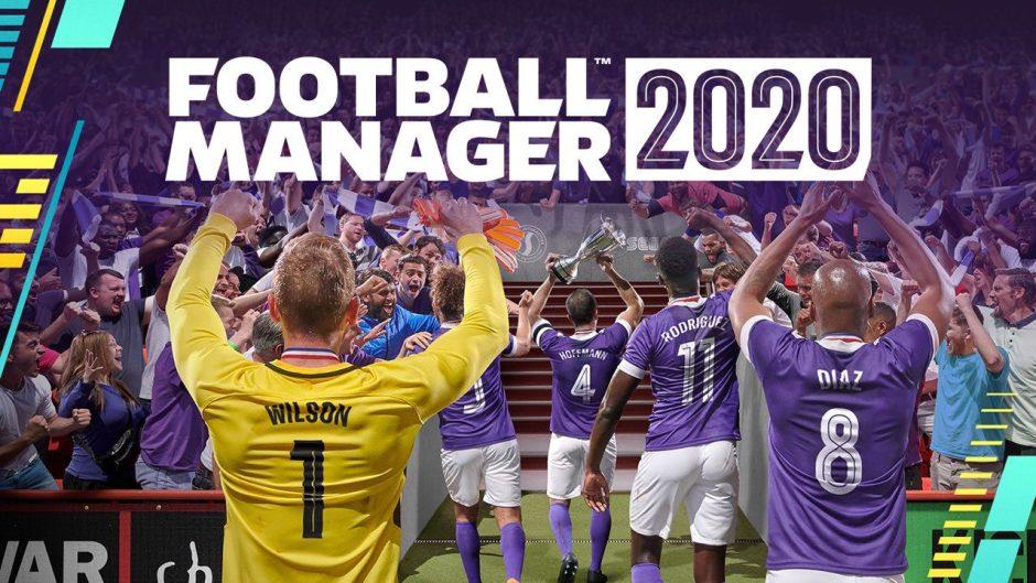 Football Manager 2020 ya disponible en PC