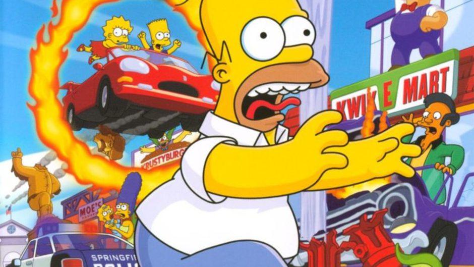 Una remasterización de Los Simpson: Hit & Run podría ser posible