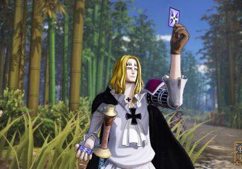 One Piece: Pirate Warriors 4 muestra a Basil Hawkins en acción