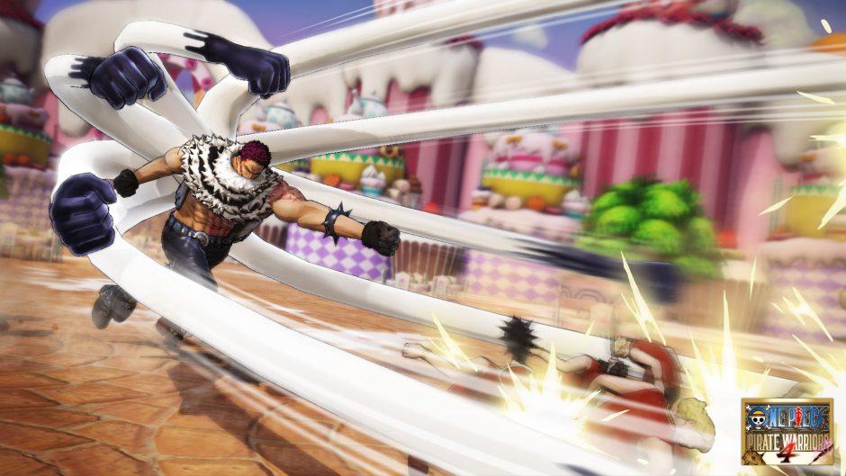 Totto Island, protagonista del nuevo Spot de One Piece: Pirate Warriors 4