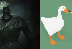 El ganso de Untitled Goose Game podría ser tu peor pesadilla en Resident Evil 2 Remake