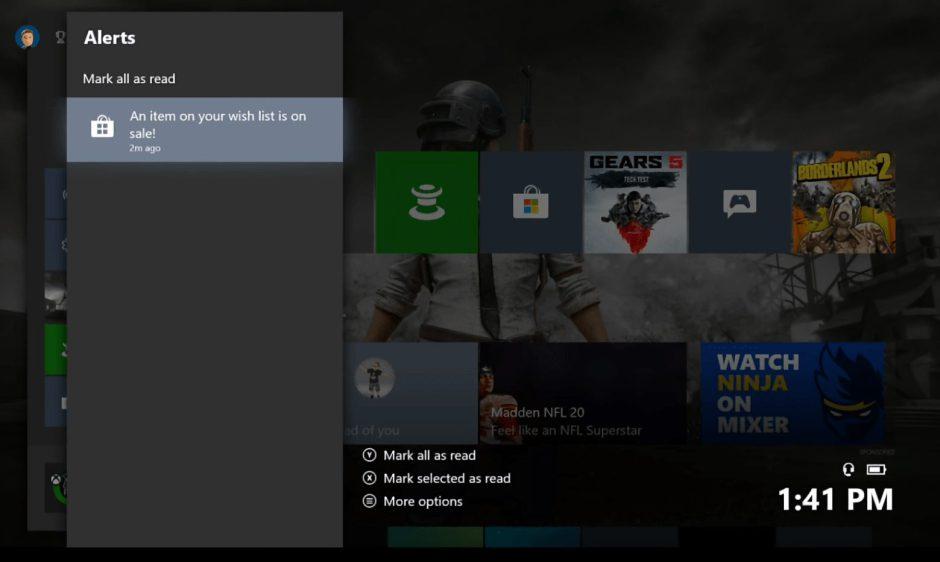 Disponible para todos la actualización octubre para Xbox
