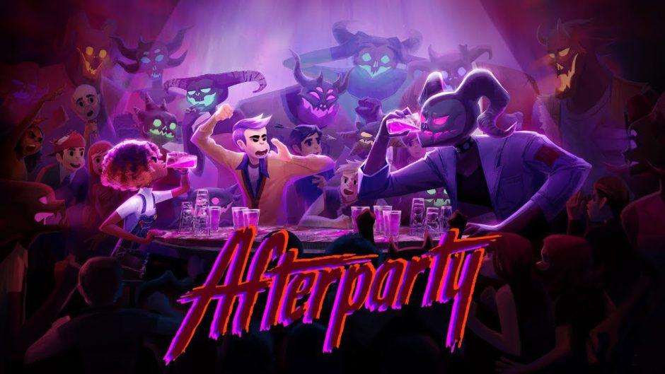 Las fiestas en el infierno de Afterparty llegan a Xbox Game Pass