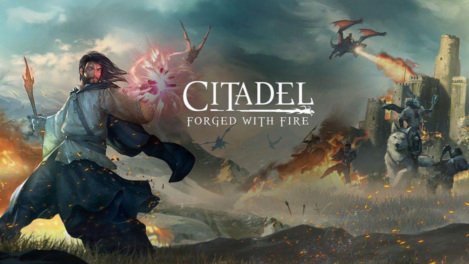 El sandbox RPG Citadel: Forged with fire, ya tiene fecha de lanzamiento