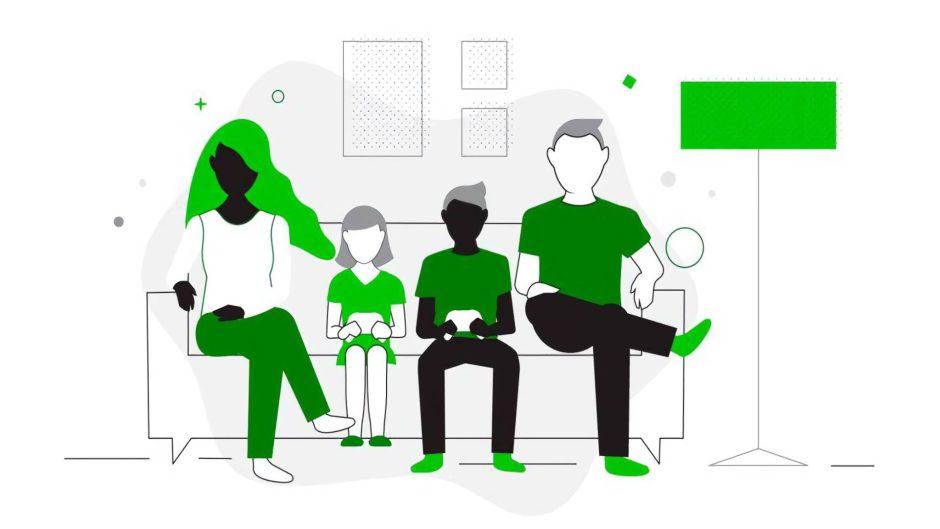 Microsoft integra nuevos límites a su configuración familiar