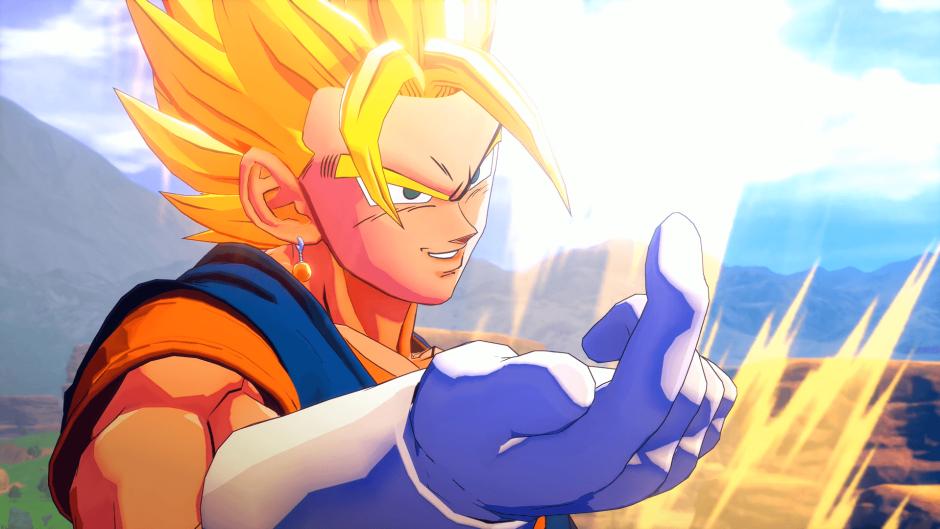 Nuevos detalles en vídeo de Dragon Ball Z: Kakarot