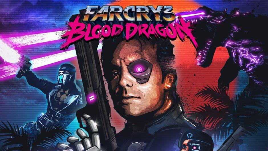 Far Cry 3: Blood Dragon contará con su propia serie de animación
