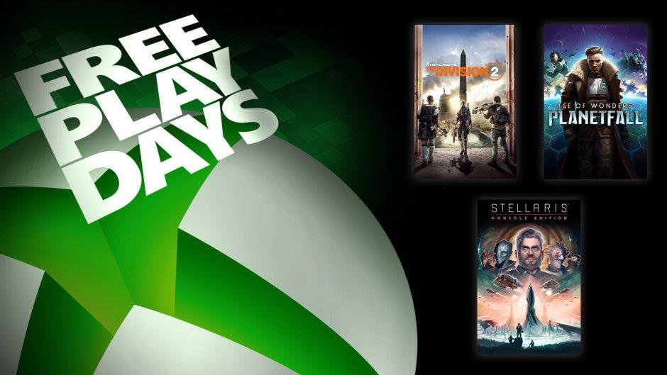 Estos son los juegos gratis que llegan a los Free Play Days este fin de semana