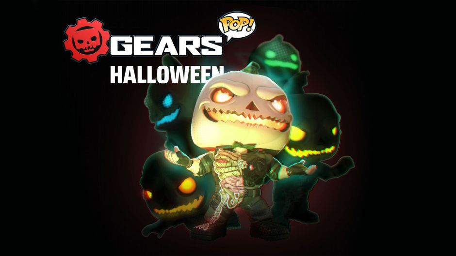 Disponible el evento Horde-O-Ween en Gears Pop!