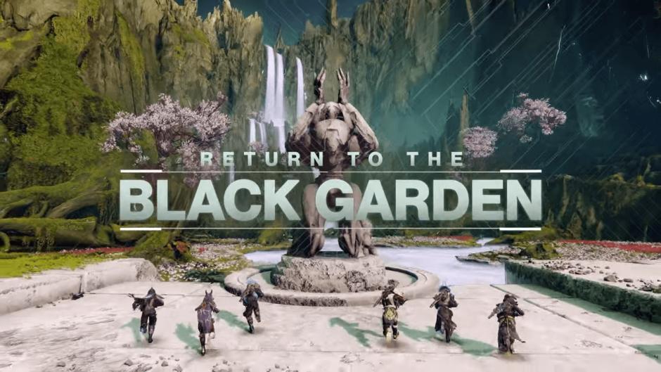 La incursión el Jardín de la Salvación de Destiny 2: Bastión de Sombras comienza hoy mismo