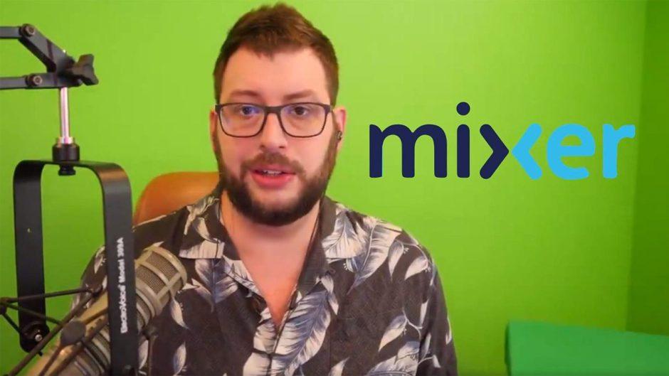 Nuevo fichaje: King Gothalion confirma su llegada a Mixer