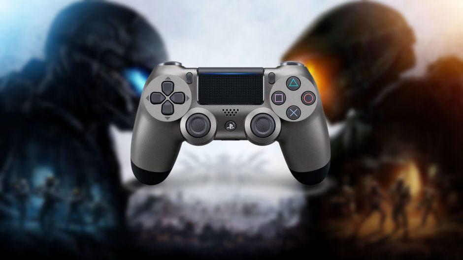 Así de bien se juega a Halo 5: Guardians con el mando de PS4
