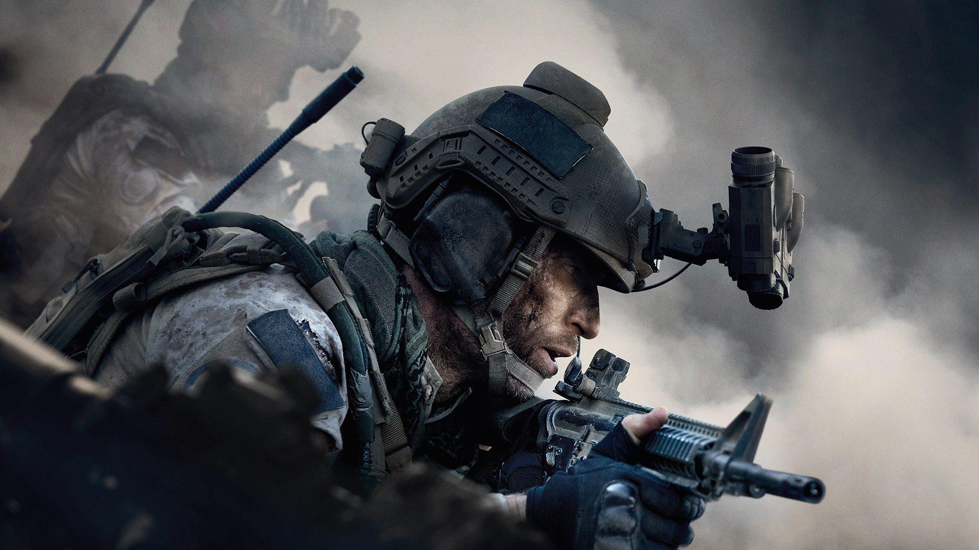 Call Of Duty Modern Warfare Sigue Estando En Lo Más Alto