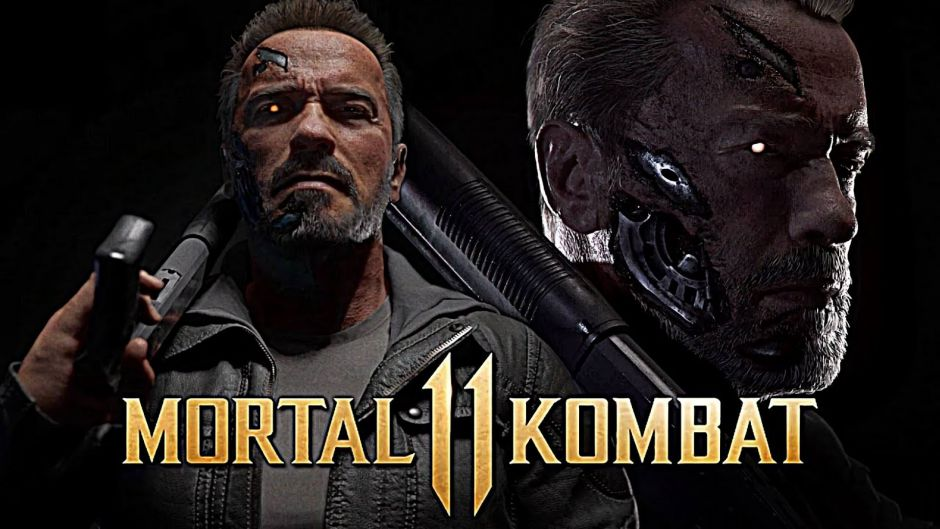 Trailer y fecha para la llegada de Terminator a Mortal Kombat 11