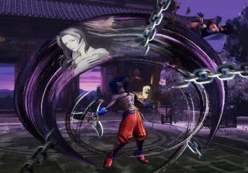 Un nuevo luchador llegará a Samurai Shodown el 15 de octubre