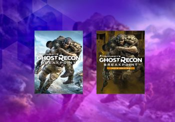 Sorteamos 4 copias de Ghost Recon Breakpoint y una edición Gold