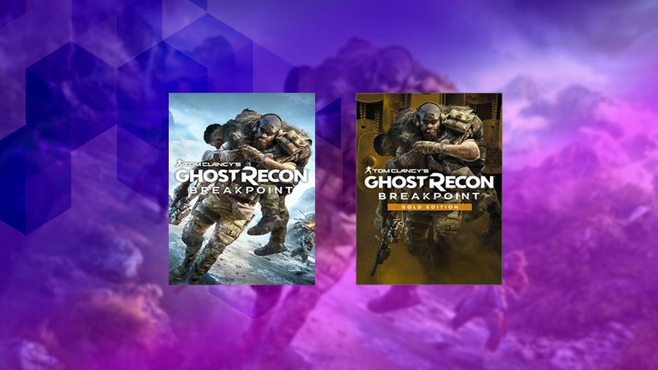 Sorteamos 4 copias de Ghost Recon Breakpoint y una edición Gold