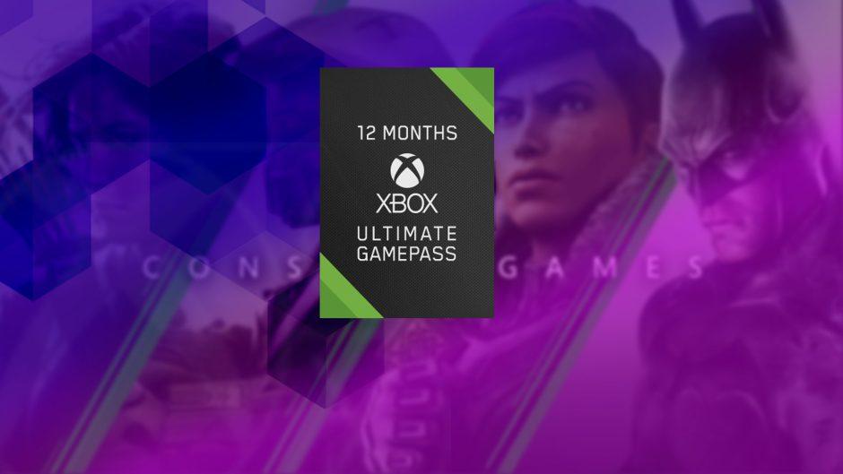 Sorteamos 1 año de Xbox Game Pass Ultimate