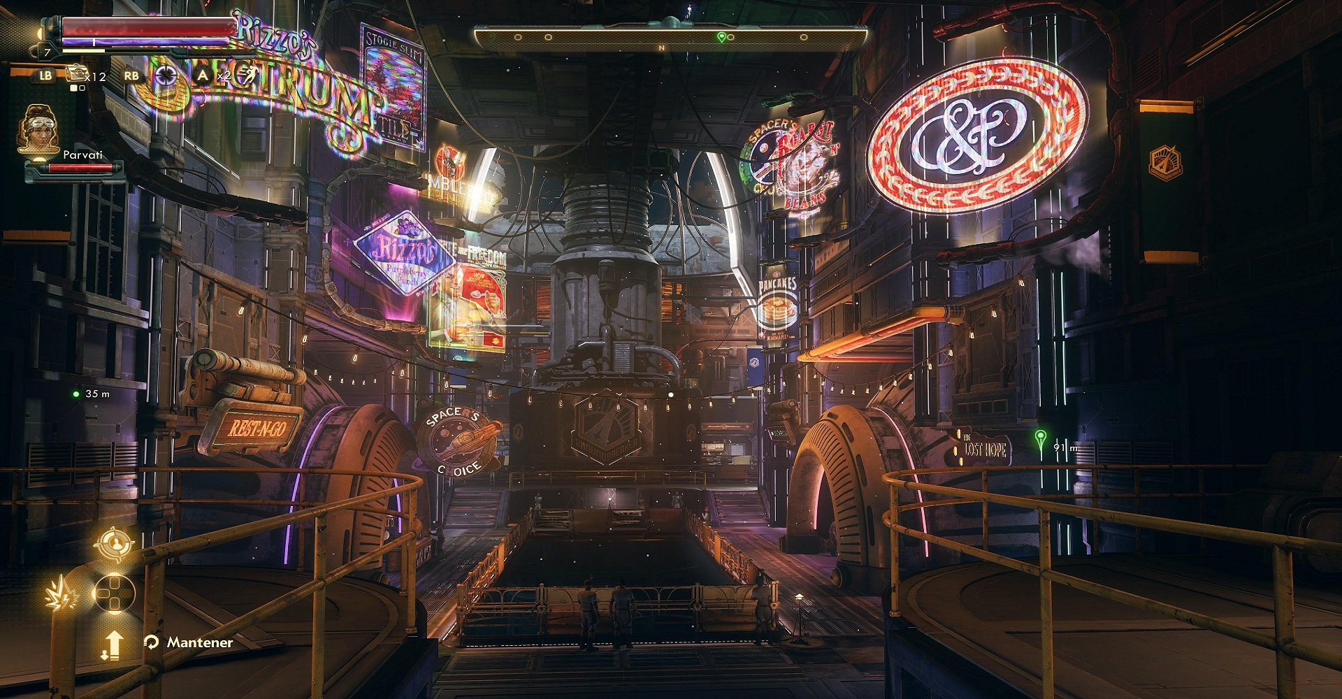 The Outer Worlds Review Xbox One