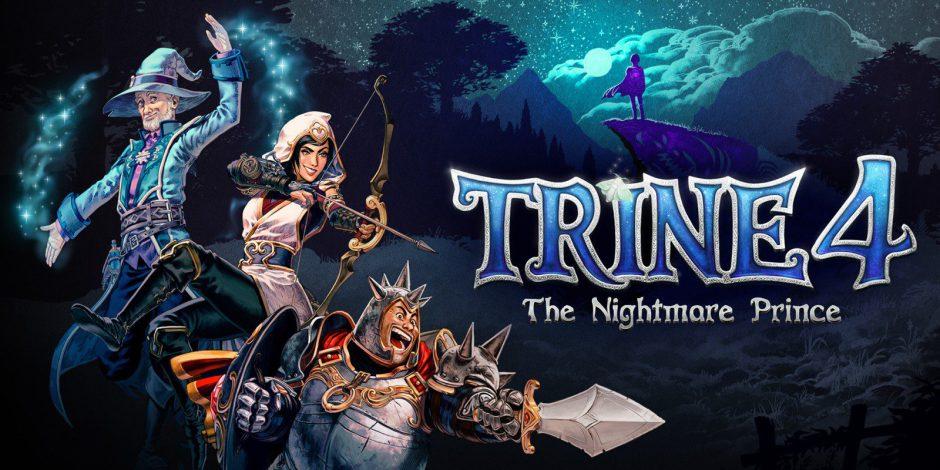 Trine 4 está mejorado de lanzamiento solo en Xbox One X