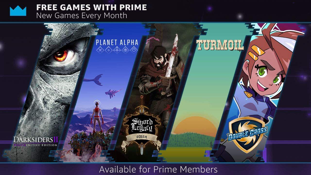 Darksiders 2: Definitive Edition gratis para tí en Twitch Prime