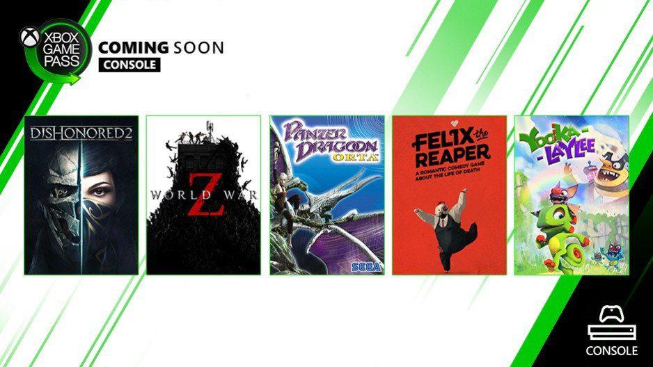 Estos son los JUEGAZOS que llegan a Xbox Game Pass para consola este mes de octubre