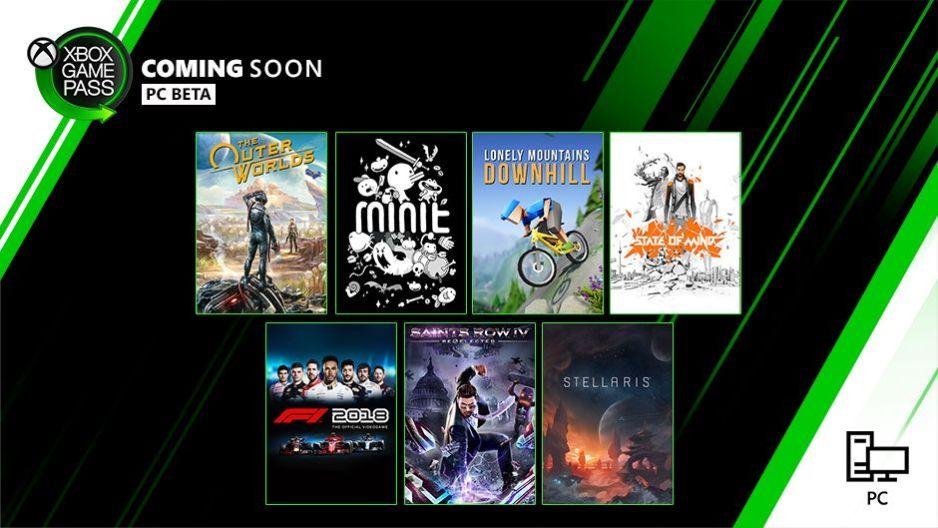 Estos son los juegos que llegan a Xbox Game Pass PC este mes de octubre
