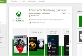 La app de Xbox Game Streaming aparece en Google Play Store