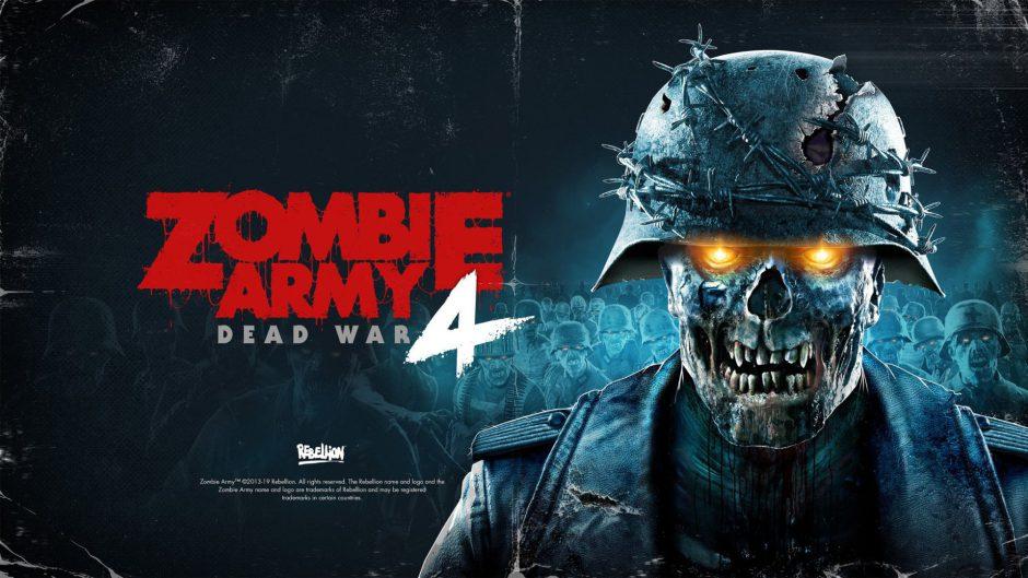 Zombie Army 4 se podrá jugar con teclado y ratón en Xbox One