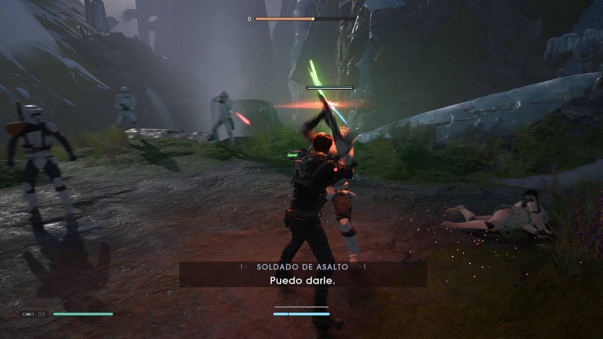 Análisis de STAR WARS Jedi: Fallen Order
