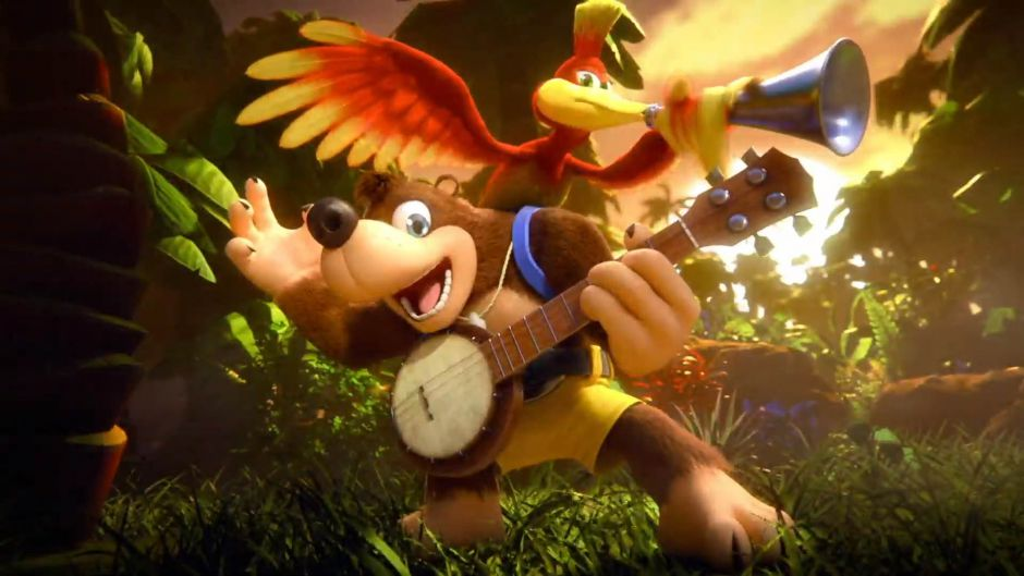Microsoft no ha renovado la IP de Banjo Kazooie, todo ha sido un fake