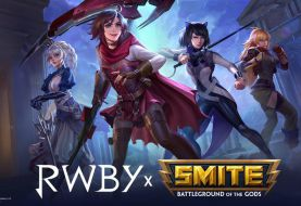Ya disponible el Battle Pass de RWBY en SMITE