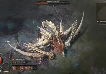 Nuevo gameplay de Diablo IV muestra el cooperativo de 8 jugadores para derrotar a un jefe de mundo abierto
