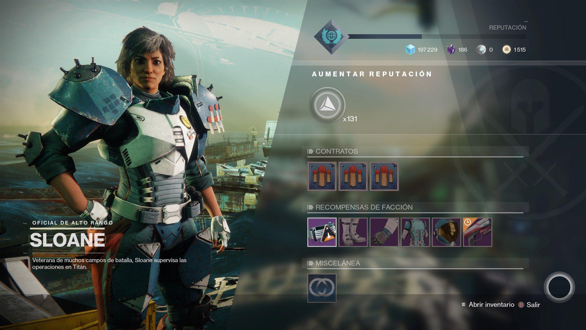 Estas son las novedades de esta semana en Destiny 2 - Reinicio del 5 de noviembre
