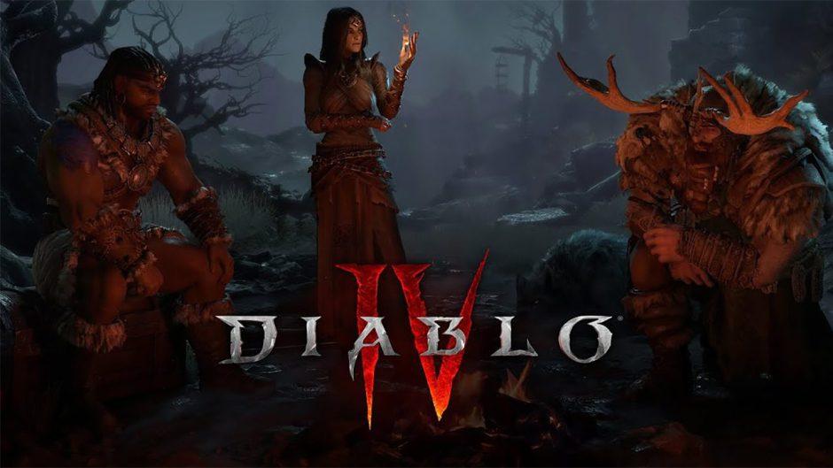 Diablo IV se ve muy superior gráficamente respecto a Diablo III