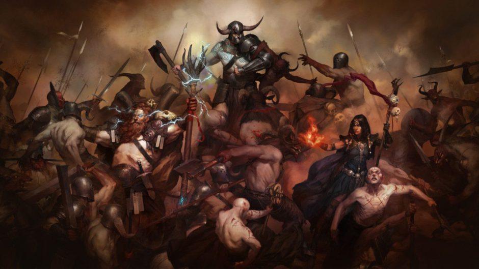 Blizzard consideró usar una perspectiva en tercera persona para Diablo IV