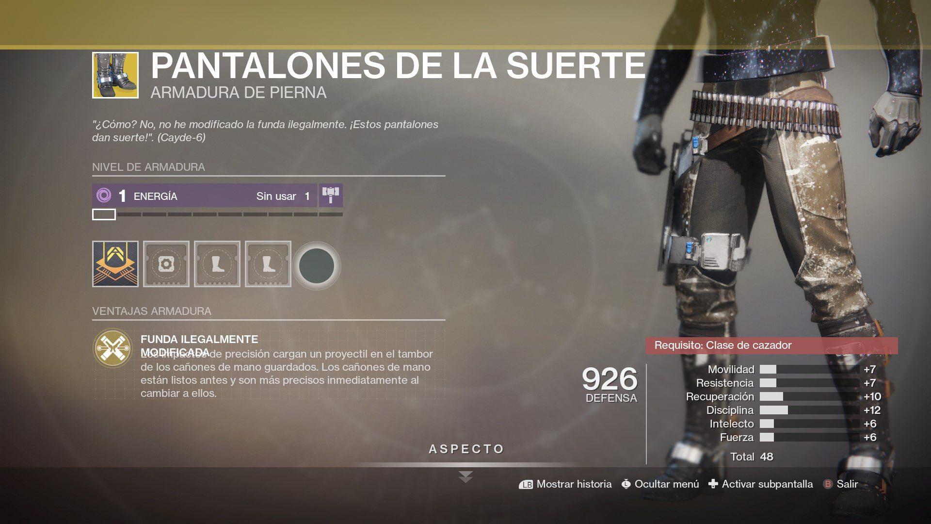 Destiny 2: localización de Xur del 1 al 5 de noviembre