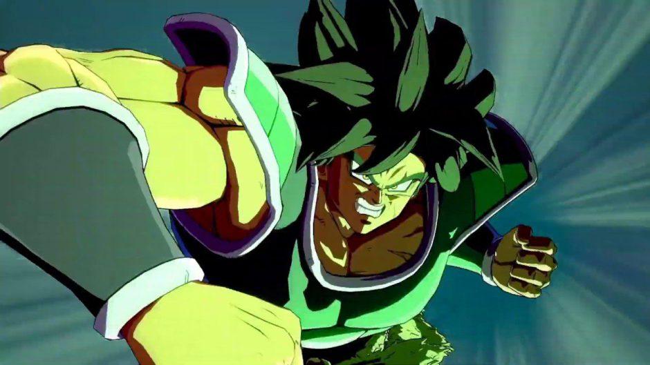 El Super Saiyajin Legendario, Broly, llegará a Dragon Ball FighterZ a comienzos de diciembre