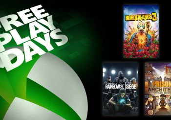 Borderlands 3 no será el único título de los Free Play Days de este fin de semana