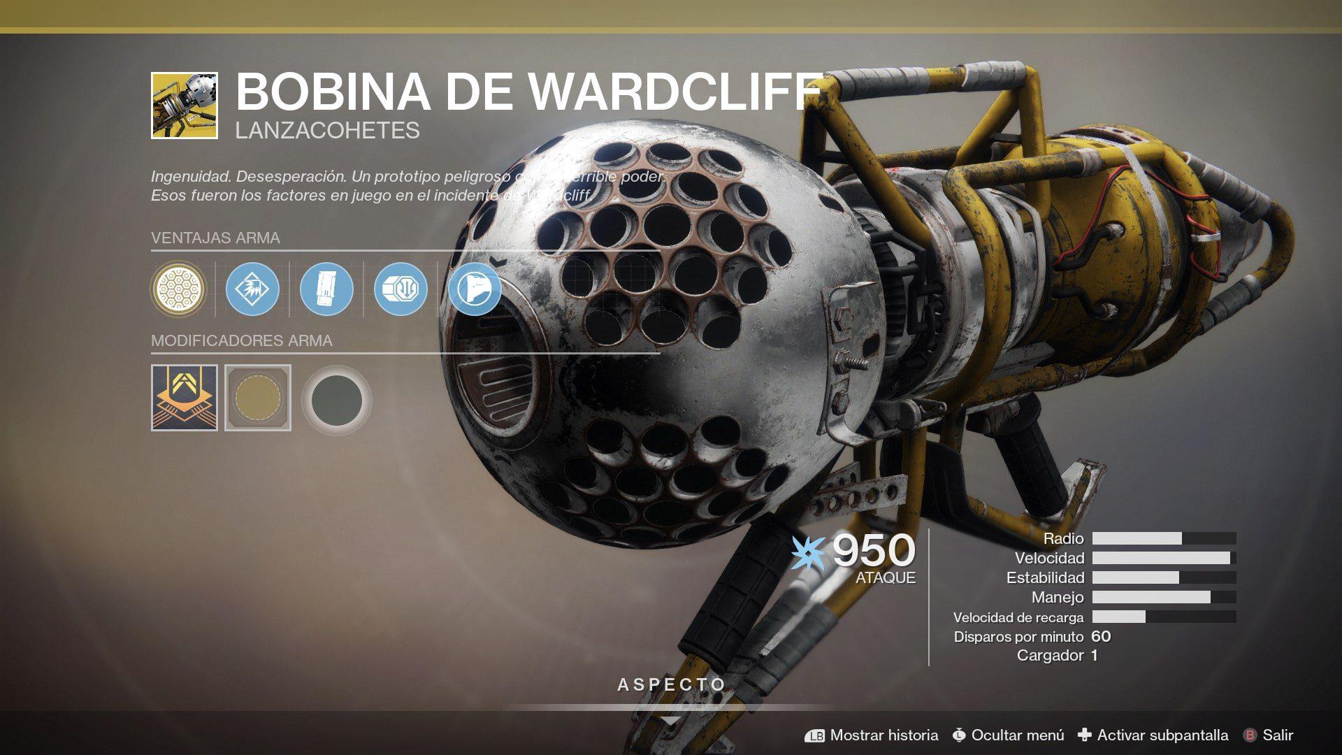 Destiny 2: Localización de Xur del 22 al 26 de octubre
