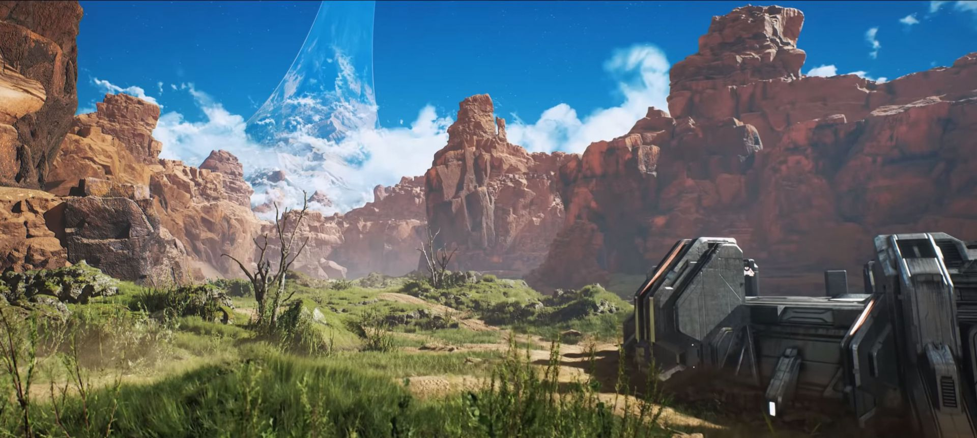 Halo Blood Gulch con Unreal Engine 4