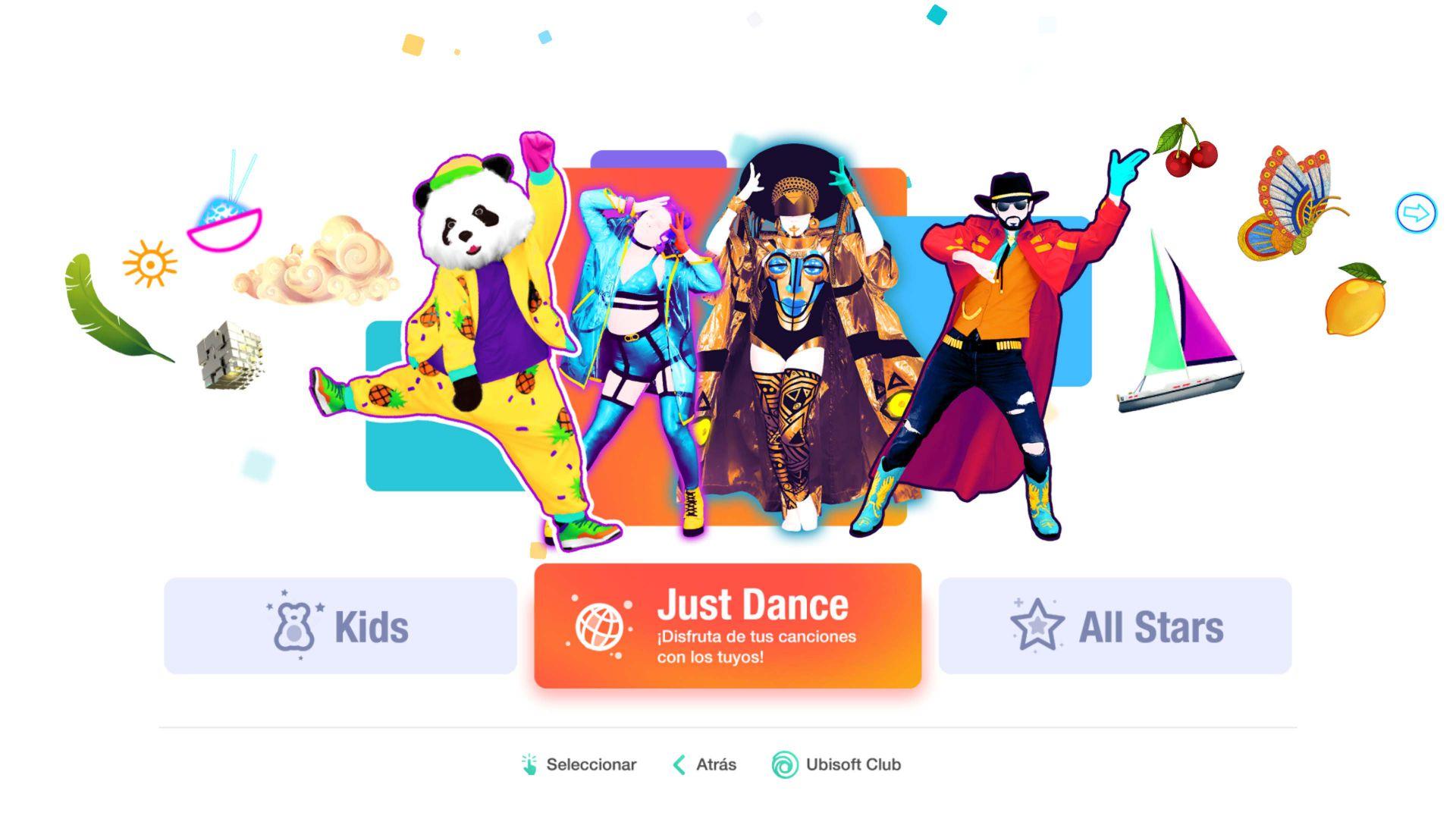 Just Dance 2020 Modos de Juego